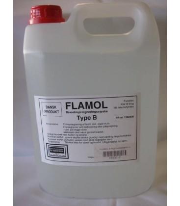 FLAMOL B TEXTILER/PAPIR 5L