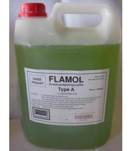 FLAMOL A UBEHANDLET TRÆ 5L