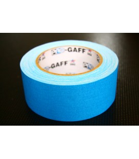 FLOURESCERENDE TAPE BLÅ 24MM X 22,86M