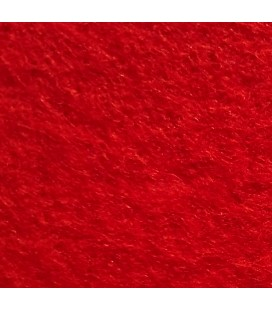 EXPOSTYLE NÅLEFILT 1422 RED 200cm.